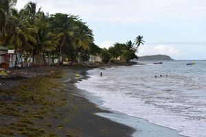 Encroaching sea already a threat in Caribbean