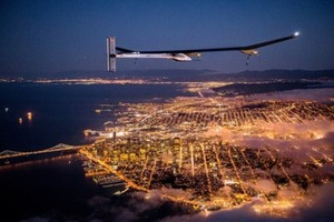 Solar Impulse, the Solar-Powered Plane, Begins U.S. Expedition