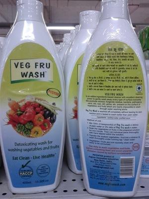 Detox fruits and veggies?
