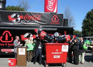 Coca-Cola Increases Local Sustainability Efforts - Recycle & Win Program | Fort Mill Times