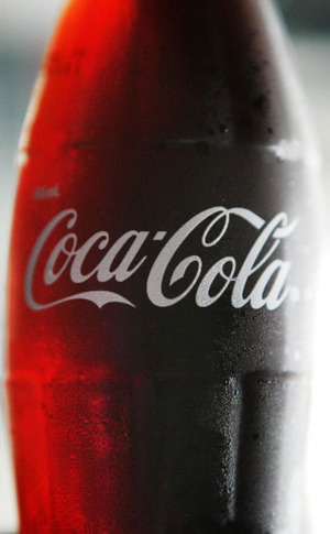 Coca-Cola Vows to Reduce Advertising to Kids