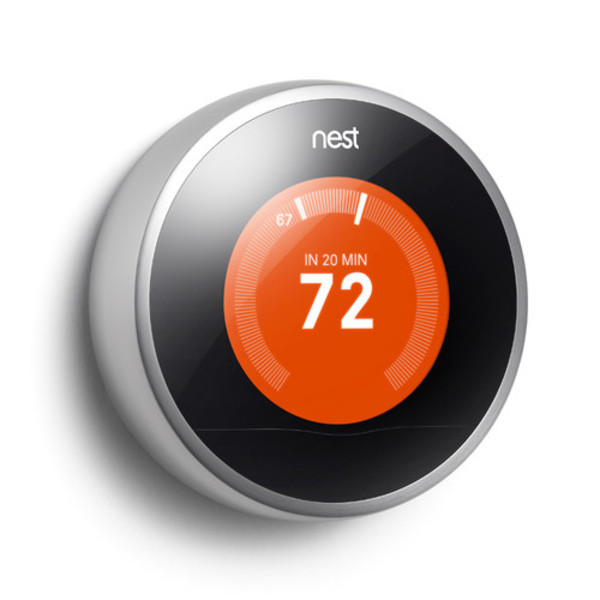 Nest - the smart thermostat - can lower your heating and cooling bills up to 20%