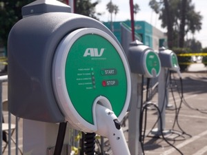 Ford taps AeroVironment for home-charging systems