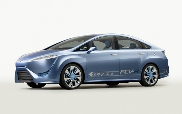 Report: 2015 Toyota Hydrogen Car to Cost Between $50,000 and $100,000 - Automotive News