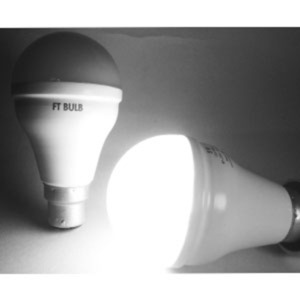 5W LED Bulb replaces 11W CFL