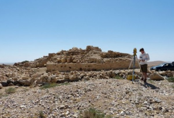 Impressive network of ancient water conservation measures