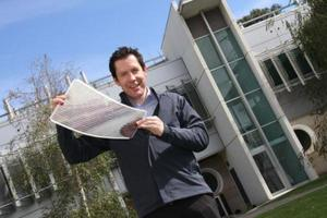 Printing Australia's largest solar cells at 30 ft per minute