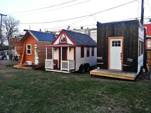 Tiny houses: Eco-friendly dream homes via @greenfudge