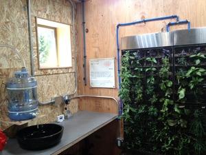 Latest in 'living building' green design: Self-sustaining classroom via @KPLU