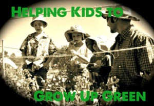 Grow Up Green - Start with the children