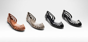 Gucci shoes made of biodegradable plastic