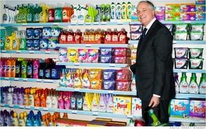 Unilever's CEO has a green thumb via @FortuneMagazine