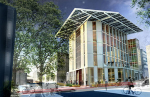 The Greenest Office Building In The World Is About To Open In Seattle via @FastCoExist