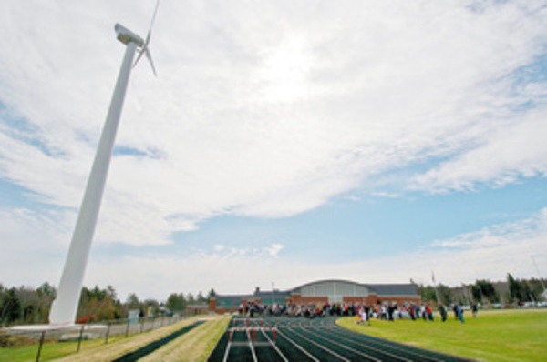 Turbine generates global recognition | The Morning Sentinel