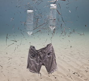 Up-Cycled Trash Transformed Into Intriguing Underwater Installations - DesignTAXI.com