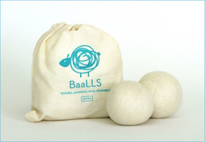 BaaLLS | Dryer Balls Handmade with Organic Wool