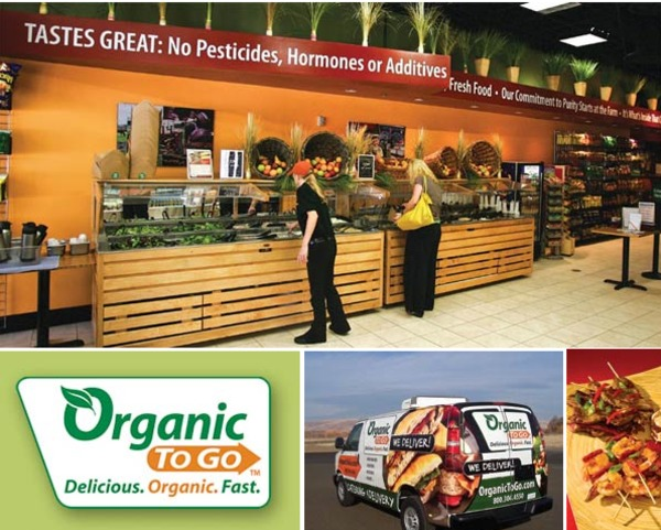America's First Organically Certified Fast-Food Restaurant - Organic Connections