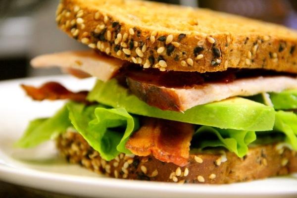 Post-Thanksgiving Turkey Sandwiches, Anyone?