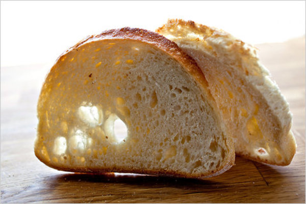 Give Us This Day Your Stale-y Bread