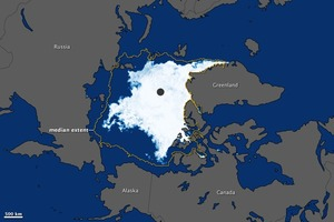 Study tracks links between sea ice and climate | Summit County Citizens Voice via @bberwyn