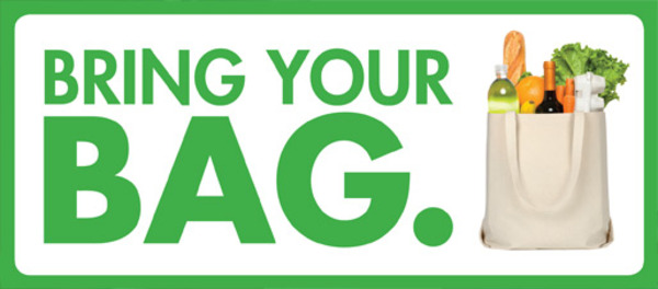 Bring Your Own Bag - Tips for Shoppers