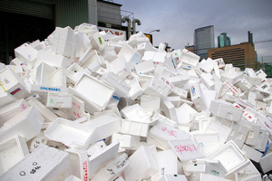 How to Recycle Styrofoam