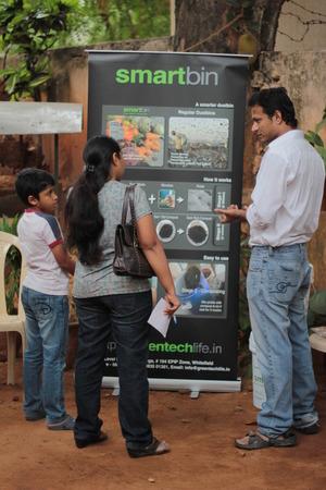 Smart Bin by Green Tech Life