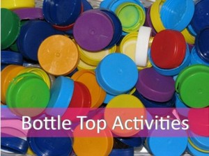 Fun Activities with Bottle Tops