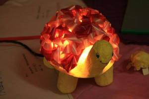 recycled tortoise