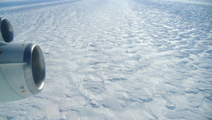 Iceberg size of Chicago breaks off Antarctica glacier