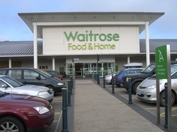 """"""" Waitrose to plant 35,000 trees in CSR program to offset grocery deliveries"""