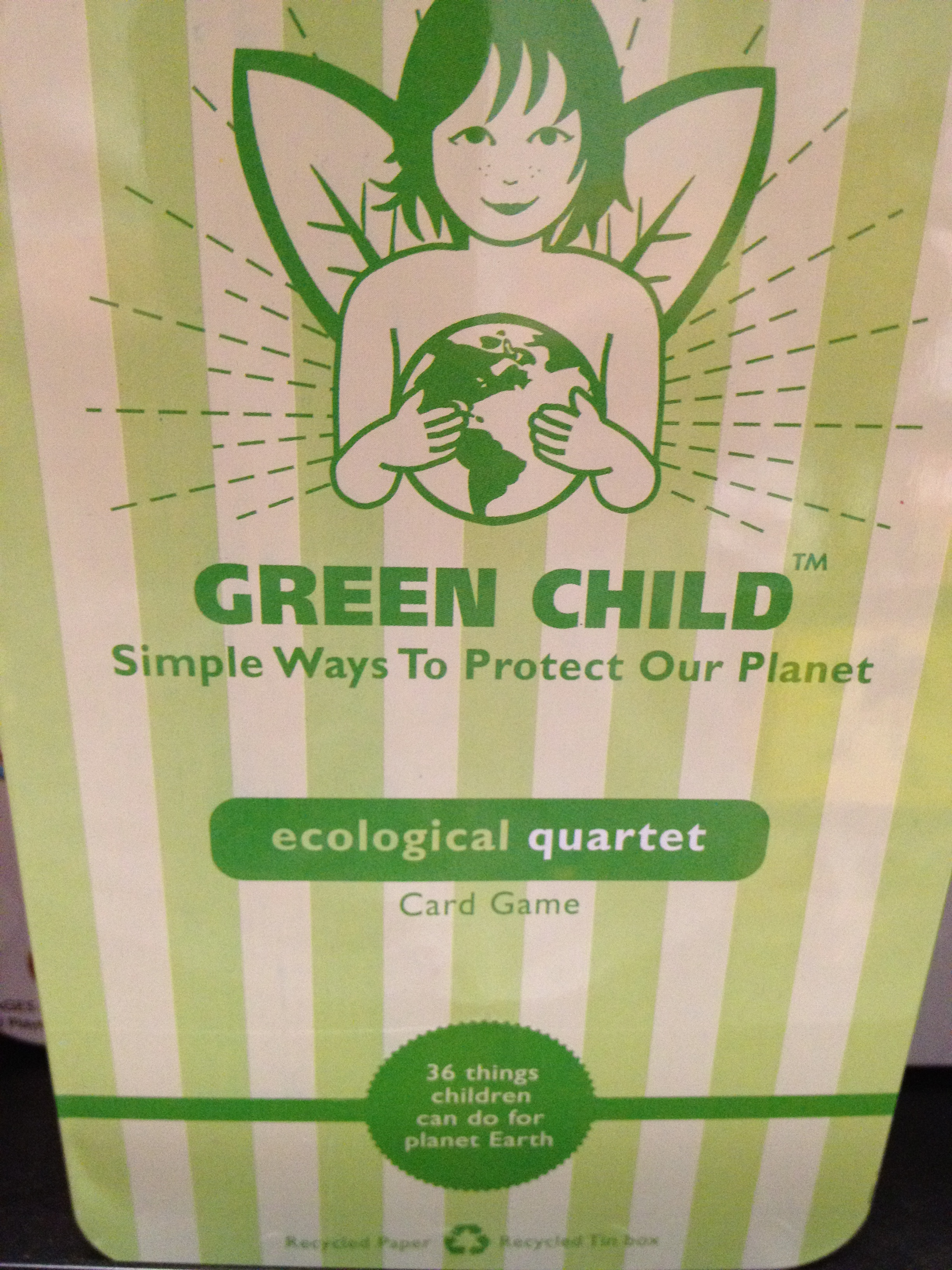 get your kids started on the sustainability journey - Green Child