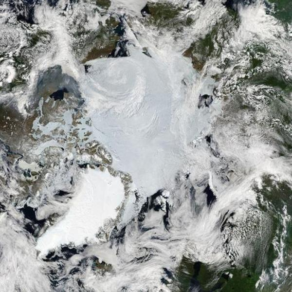Researchers project ice-free Arctic by 2058 via