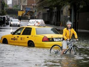 Study: Sea-level rise threatens 1,400 U.S. cities via @usatoday