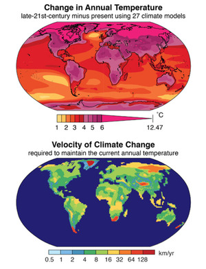 Climate change occurring 10 times faster than at any time in past 65 million years | Stanford
