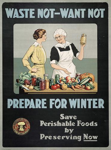 Eliminating Food Waste