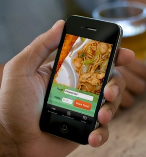 LeftoverSwap - An App that will allow users to share, trade away uneaten food @leftoverswap