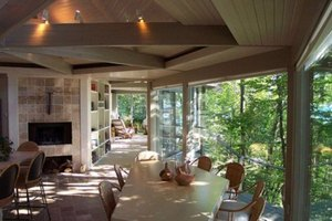 How to Design an Eco-friendly Home via Alan and Heather Davis
