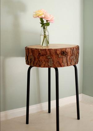 6 Ways to Upcycle a Tree Stump | Design Happens