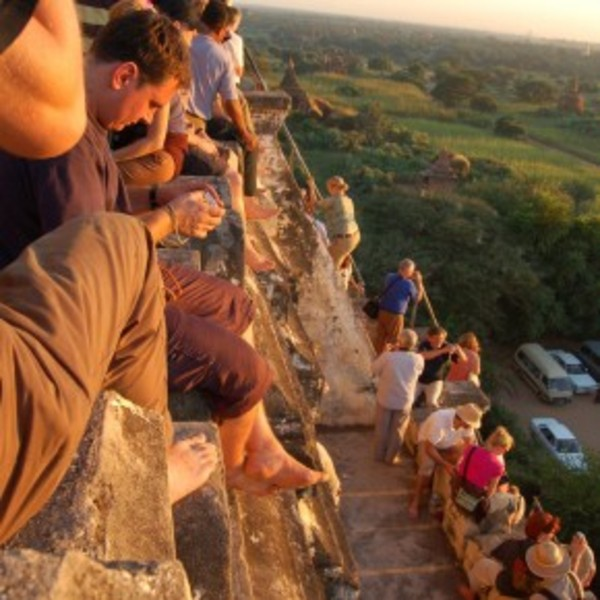 Responsible Tourism: An Interview with Christoph Amthor of EcoBurma #ecotourism