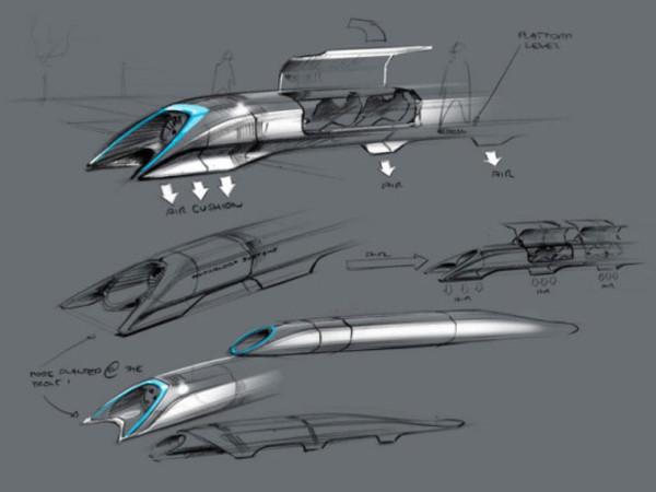What is Hyperloop? Elon Musk's Alpha Design Release Explained   @GOOD