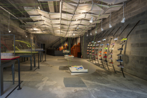 Nike built a store in China out of trash via @grist
