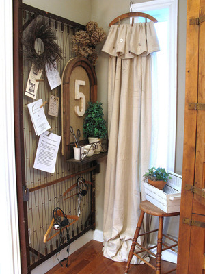 12 Clever Uses for Old Furniture via HGTV #repurpose #recycle