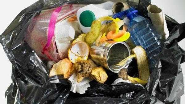 Recycling rubbish to create electricity in Denmark