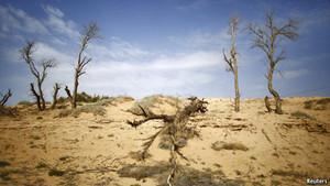 Climate change: It's still our fault via The Economist