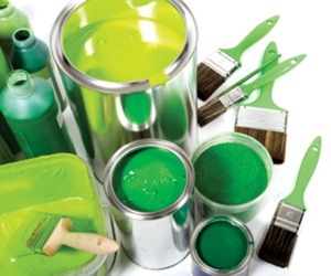 Green Sustainable Paint Solutions