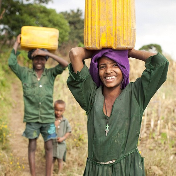 .@charitywater photo on Instagram #water #Ethiopia