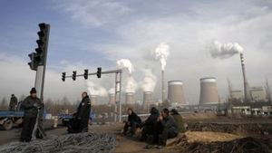 Asia Pacific nations will consume more than half the world's energy by 2035