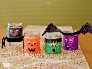 10 Eco-Friendly Halloween Crafts for Green Kids | Inhabitots
