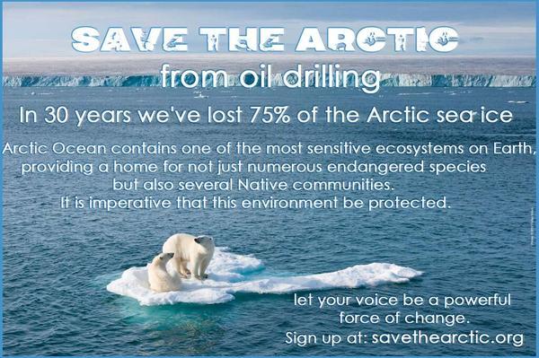 Save the Arctic - savethearctic.org/